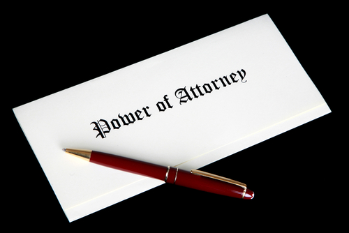Do I need a power of attorney?