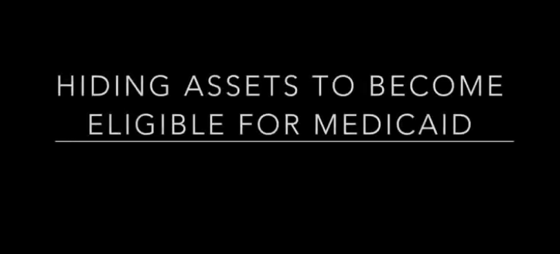 Medicaid Assets Allowed
