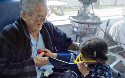 When will Visiting Family in Nursing Homes be Possible?