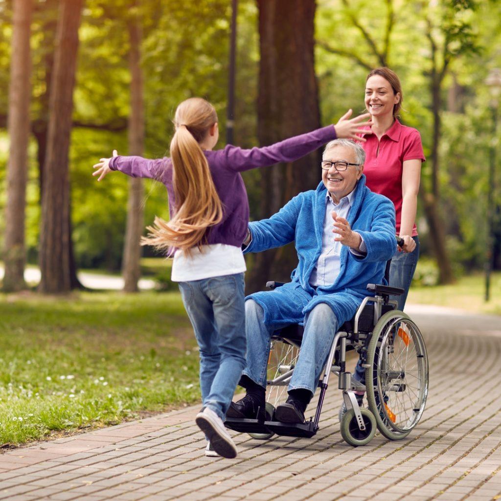 visiting nursing homes