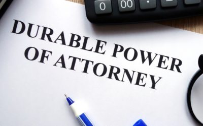 A Durable Power of Attorney Helps in Medicaid Planning
