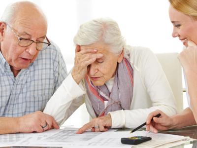 parents' nursing home bill