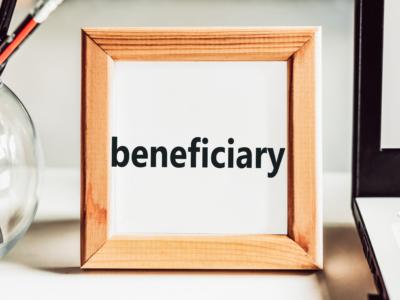 will beneficiary