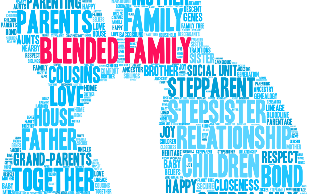 Planning for Legal Issues in a Blended Family